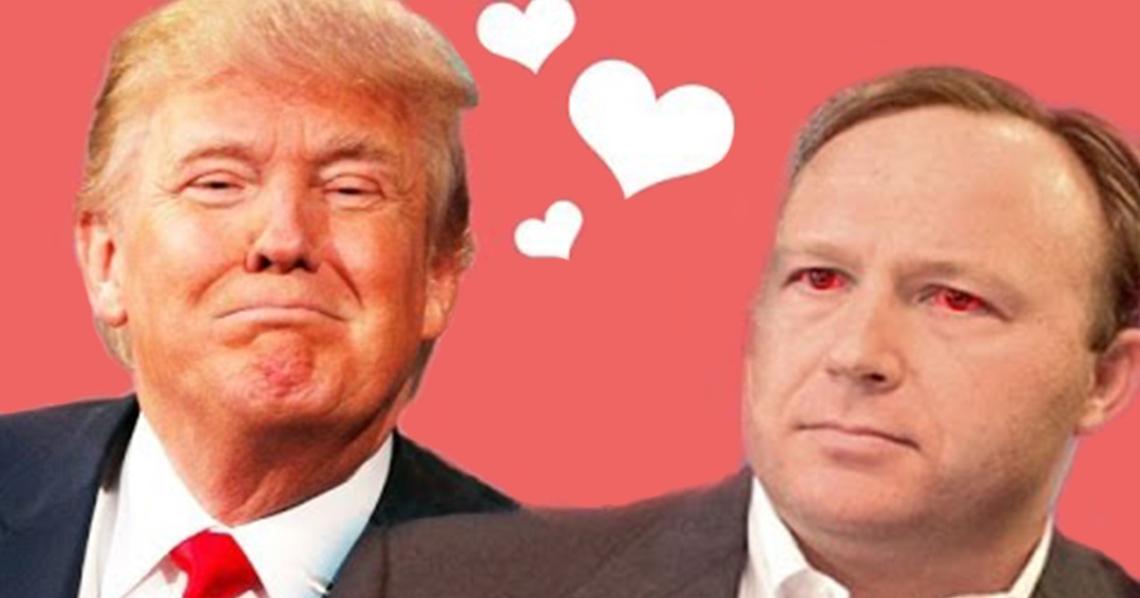 Trump-Jones