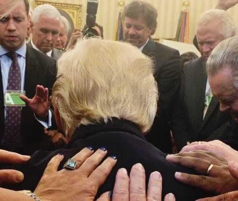 Trumps religous council
