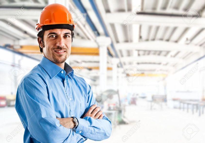 aerospace worker