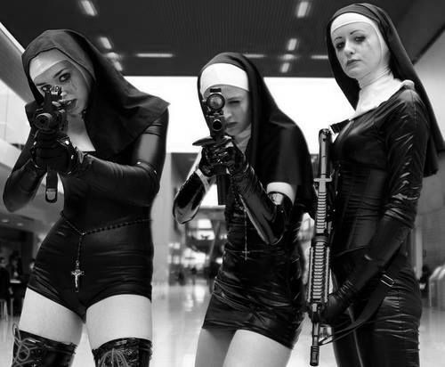 nun with guns2