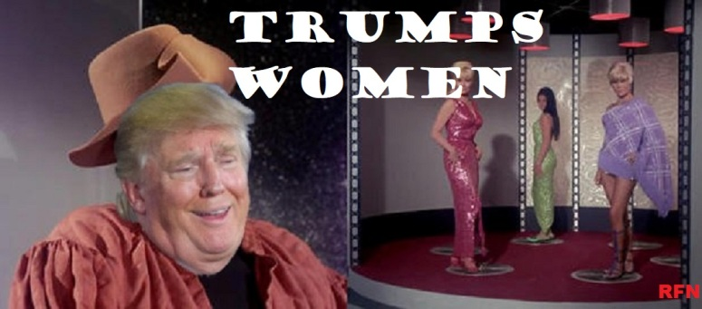 trumps women MEME