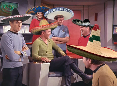 Enterprise bridge sombrero
